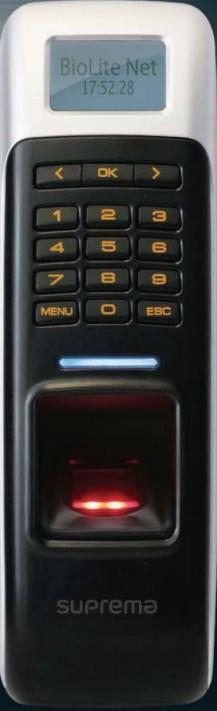 BLN-OC防水型指纹仪