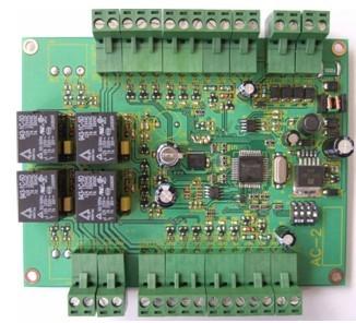AC-2S双门控制器